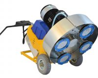 Klindex floor grinding polishing machines concrete grinder
